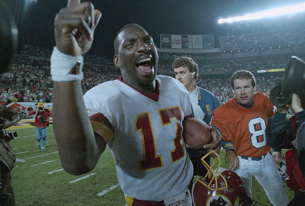 A Lesson From Doug Williams