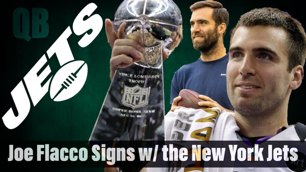 Joe Flacco to The Jets! Really?