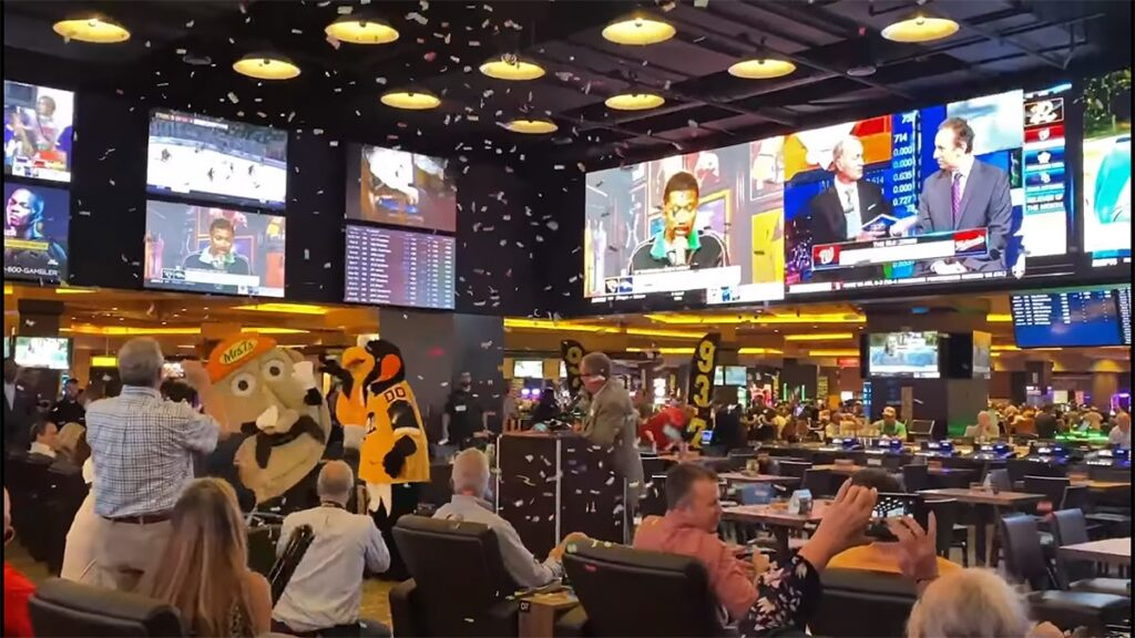 Sportsbooks Growing in Pennsylvania