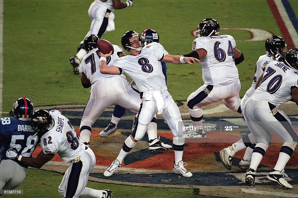 Super Bowl 35: The Forgotten Details