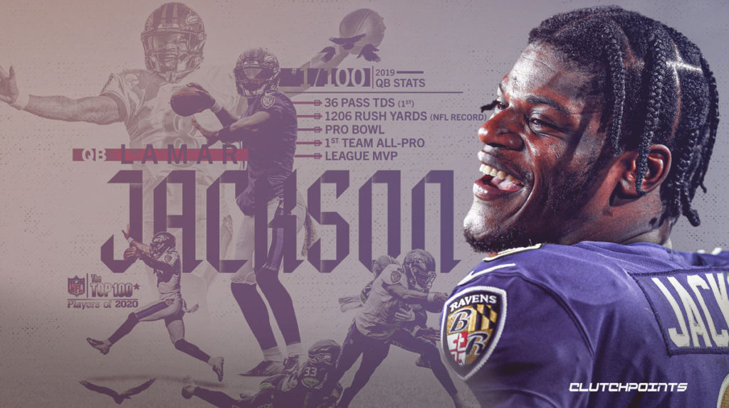 Sports Talker Defends Lamar Jackson