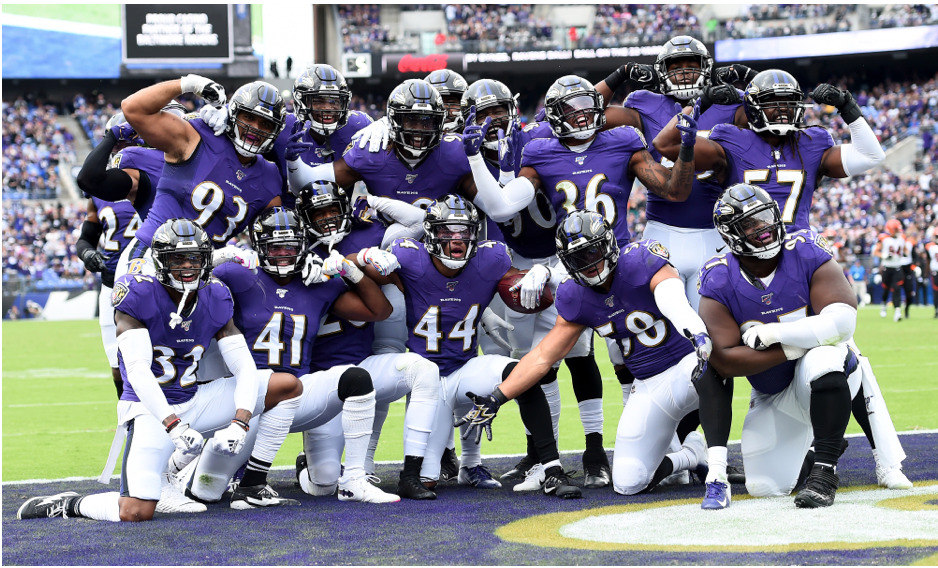 Ravens The New Top Dogs in the AFC?