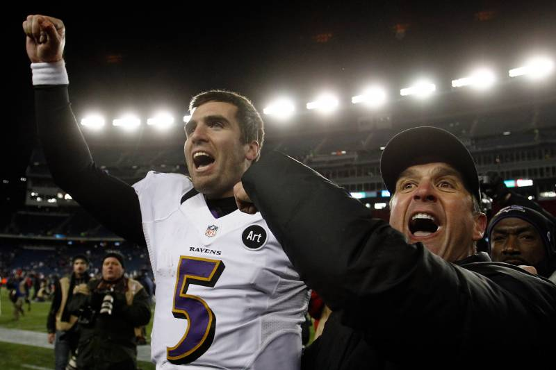 The Best Ravens Seasons