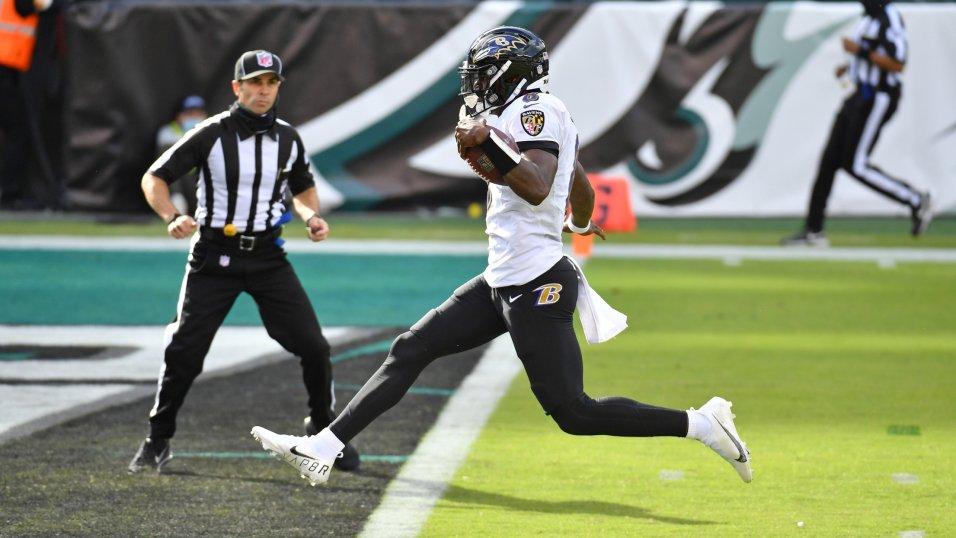 Every Ravens 2020 Touchdown (so far)