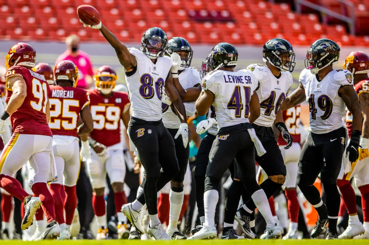 Big Plays in All 3 Phases Lift Ravens