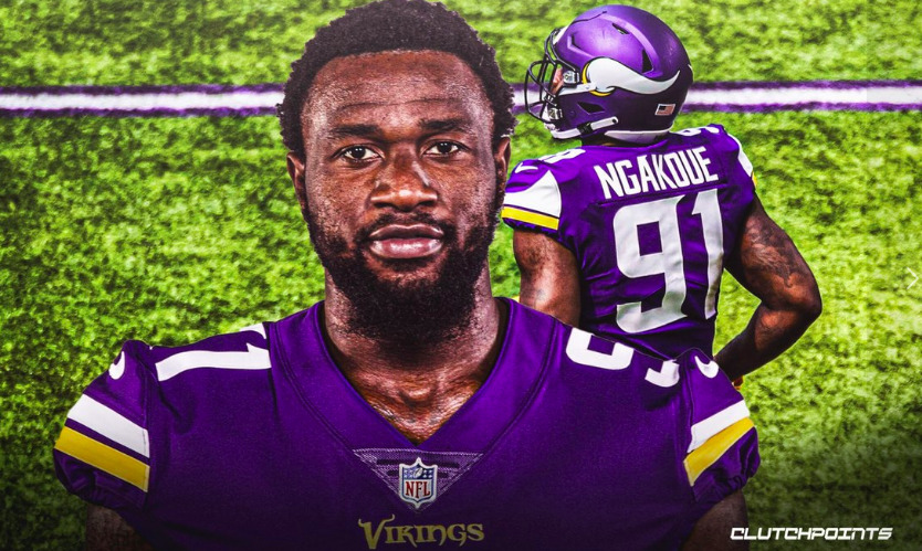 Yannick Ngakoue Comes to Baltimore!