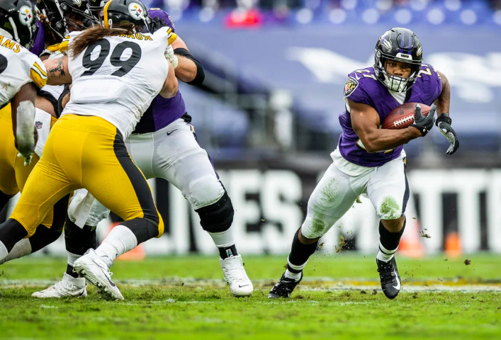 Ravens @ Steelers – Monday