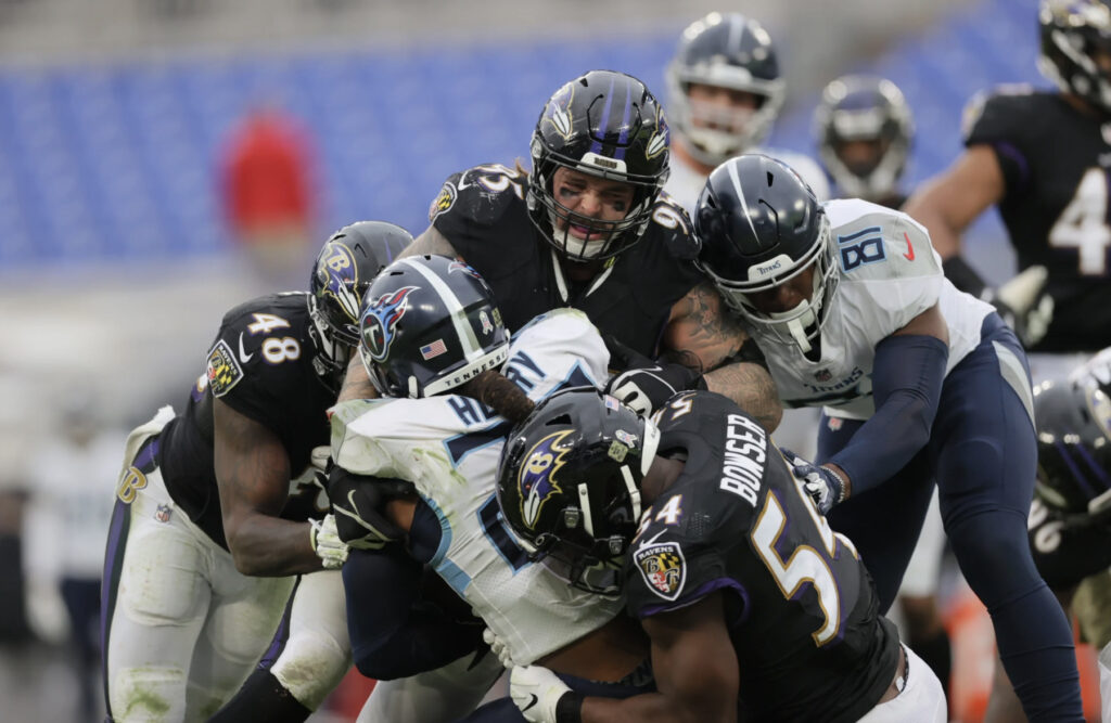 Ravens vs. Jaguars – Thursday