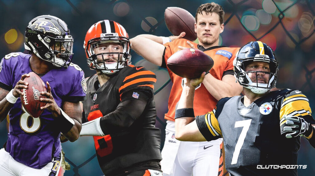 AFC North Midseason Rankings