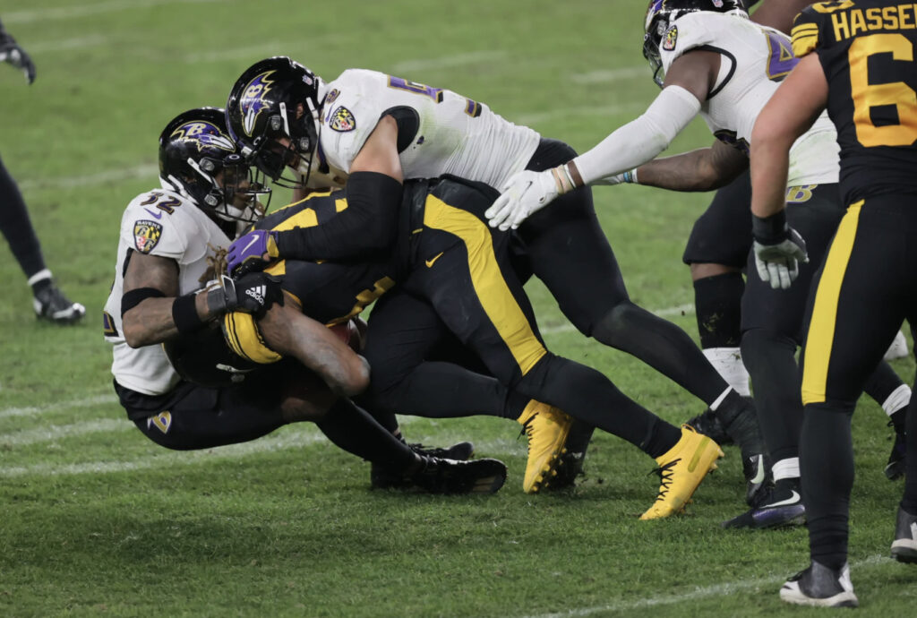 "An ""A"" for Effort in Loss to Steelers"