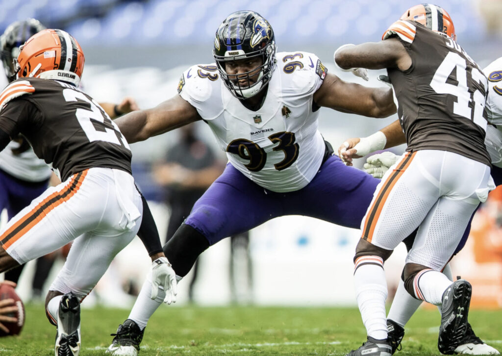 Ravens vs. Jaguars – Wednesday