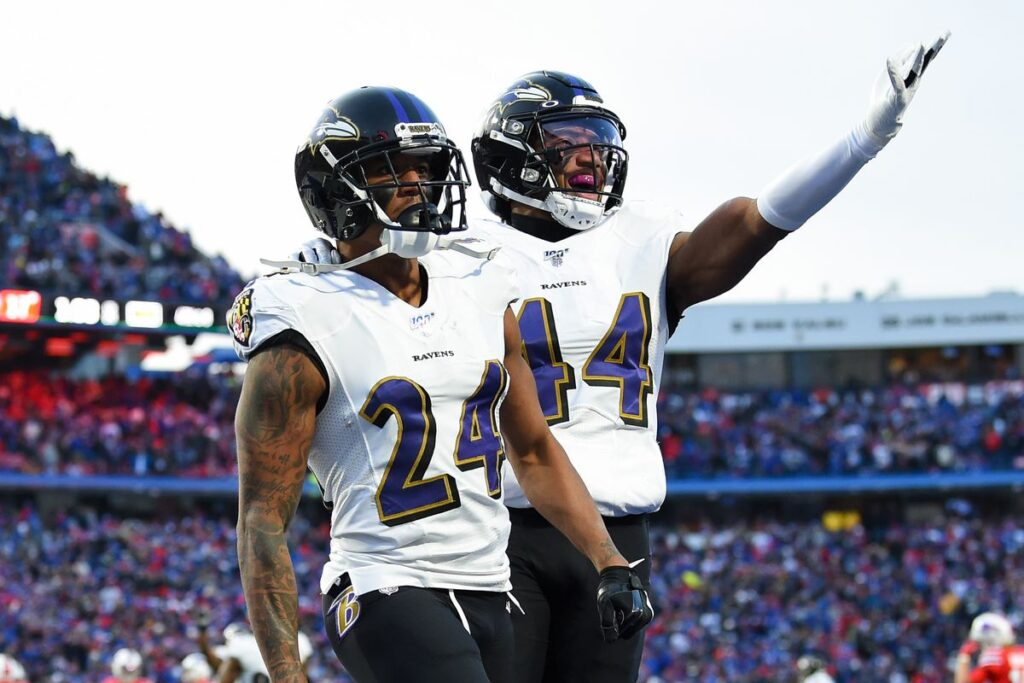 Ravens Gelling at The Right Time