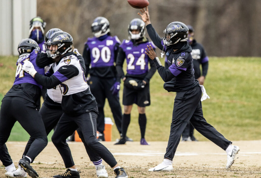 Ravens @ Titans – Thursday