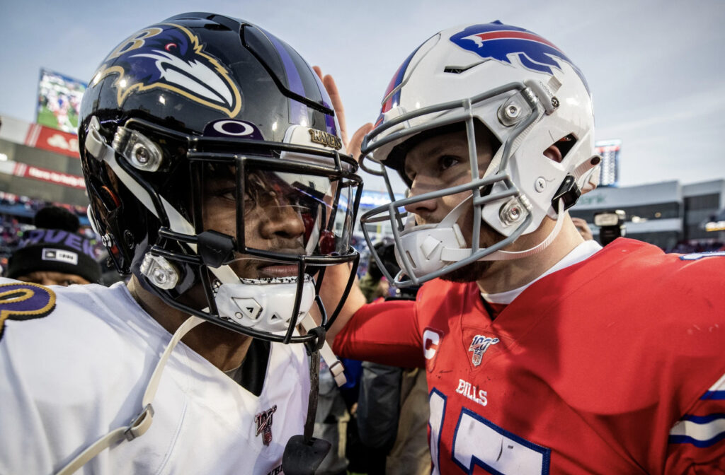Can Ravens Ground Bills' Aerial Attack?