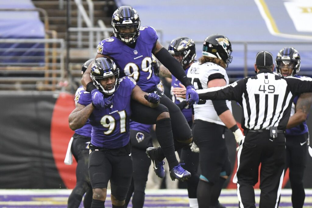 Franchise Tag Unlikely For Ravens